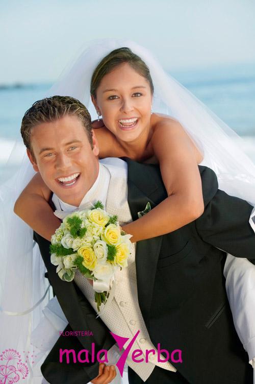 Como elegir el ramo de novia perfecto